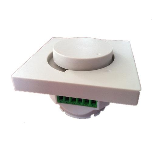LMS3 regeling met draaiknop voor ventilatoren
