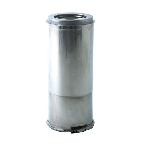 Dubbelwandige regelbare buis diameter 200/250mm.